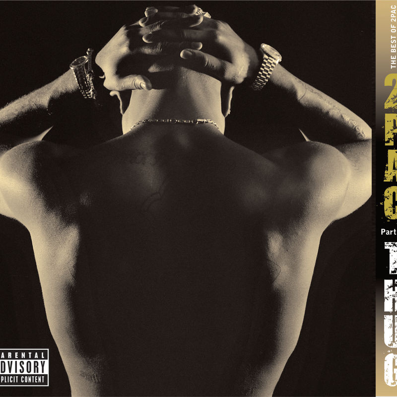 Cover 2Pac - The Best of 2Pac (Explicit)