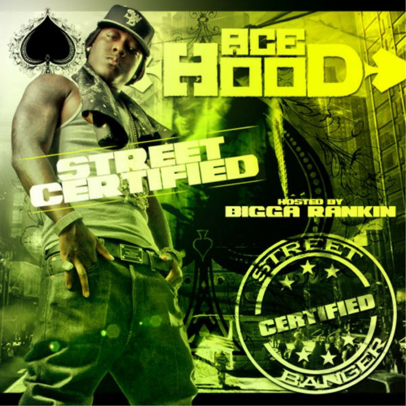 Cover Ace Hood - Street Certified (Explicit)
