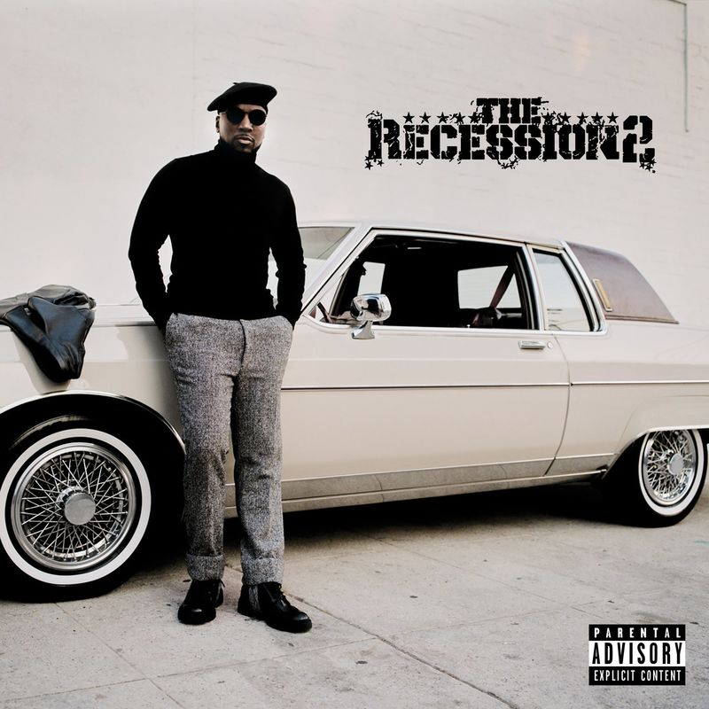 Cover Jeezy - The Recession 2 (Explicit)