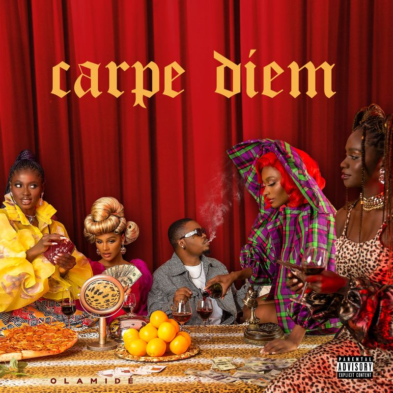 Cover Olamide - Carpe Diem (Explicit)