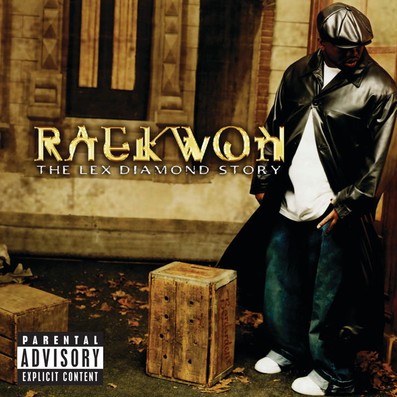 Cover Raekwon - The Lex Diamond Story (Explicit) album
