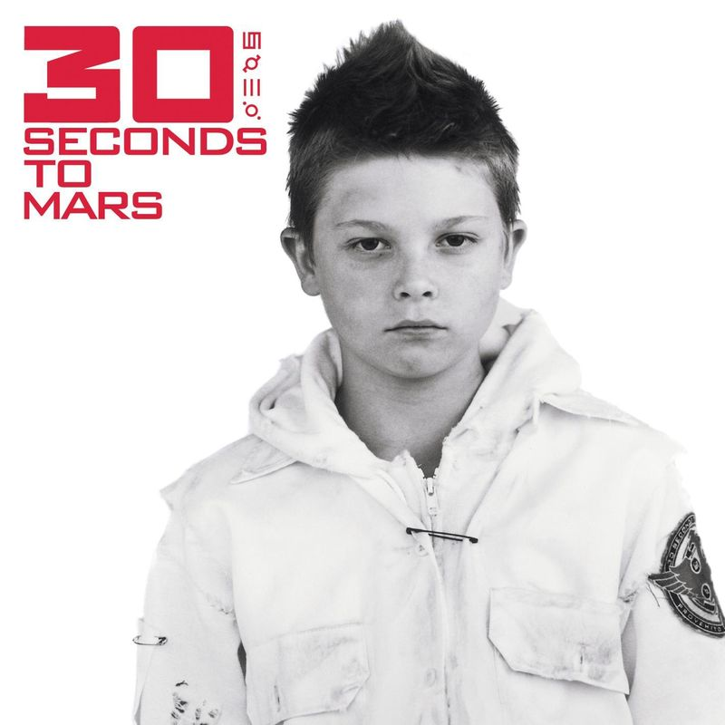 Cover Thirty Seconds to Mars - 30 Seconds To Mars (2002) album