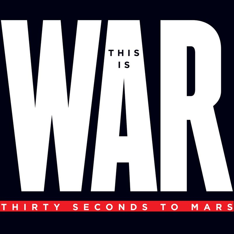 Cover Thirty Seconds to Mars - This Is War (Deluxe) (Explicit) album