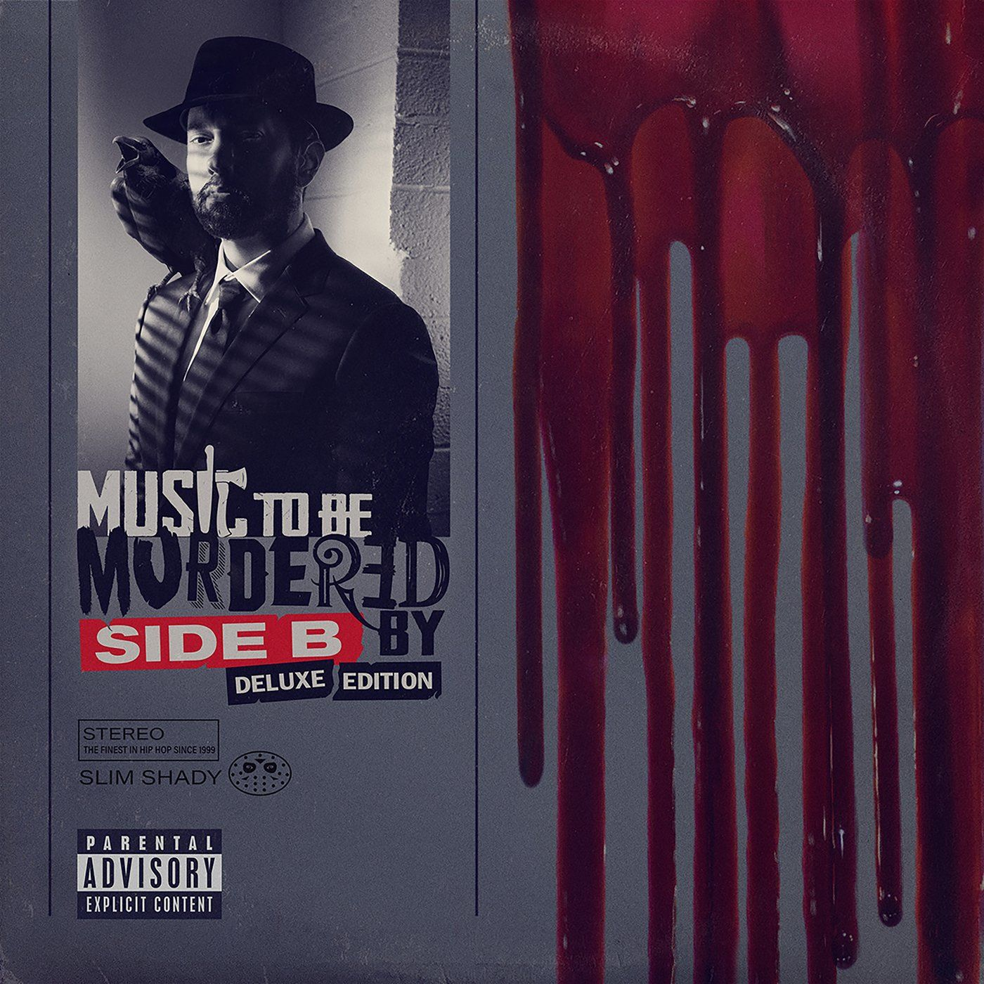 Cover Eminem - Music To Be Murdered By Side B (Deluxe Edition)