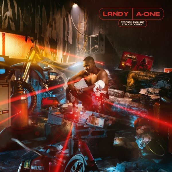 Cover Landy - A-One (Explicit)
