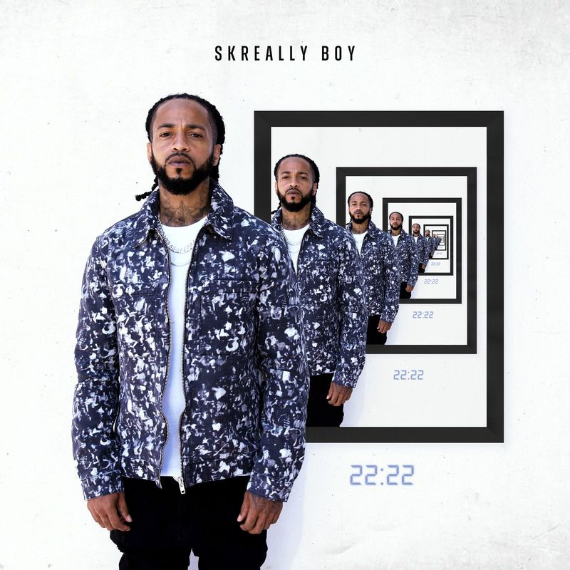 Cover Skreally Boy - 22_22 (Explicit)