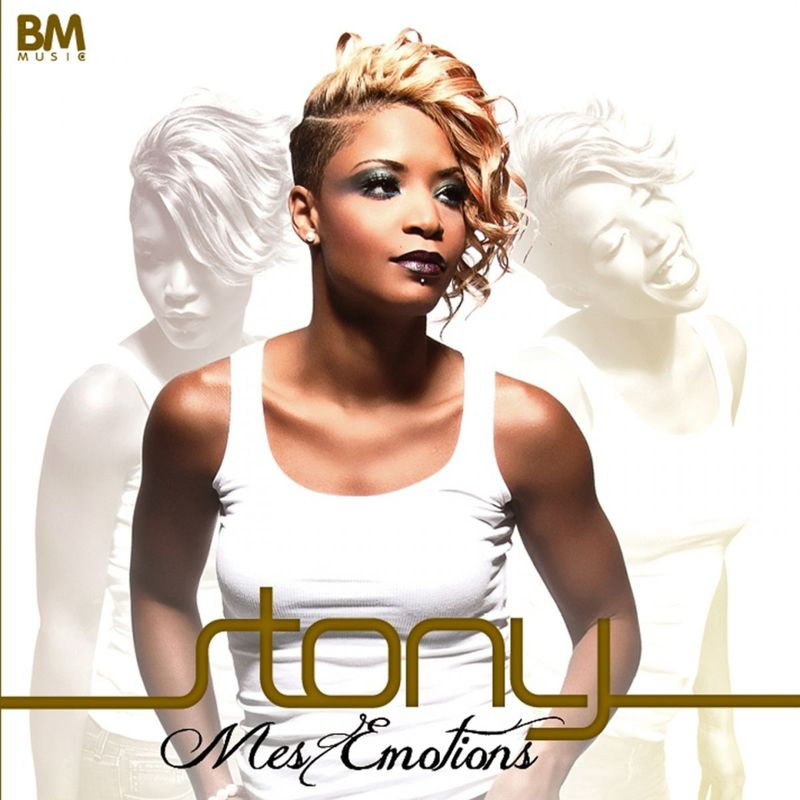 Cover Stony - Mes émotions