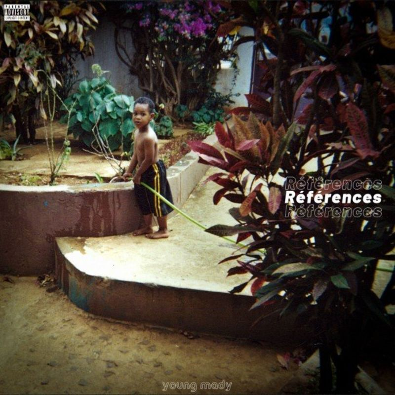 Cover YOUNG MADY - Références (Explicit)