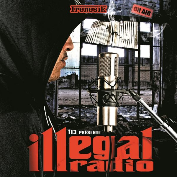 Cover 113 - Illégal radio