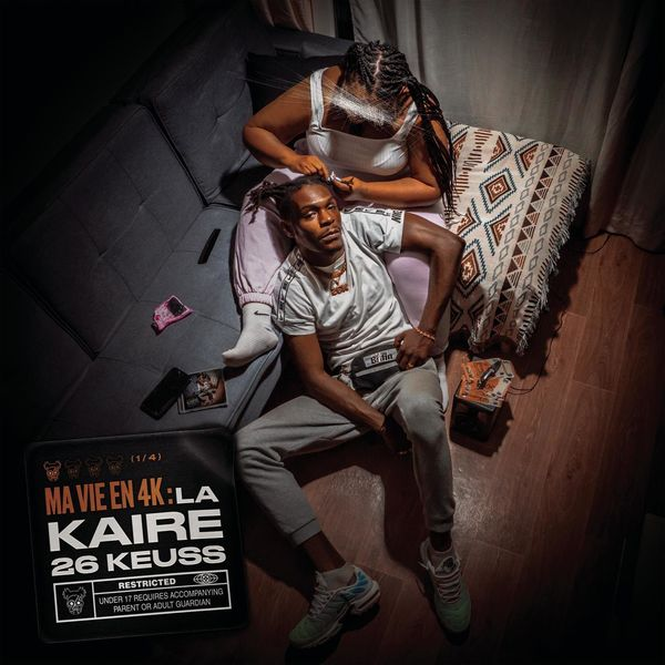 Cover 26keuss - Ma vie en 4K _ La Kaire (1_4) (Explicit) album