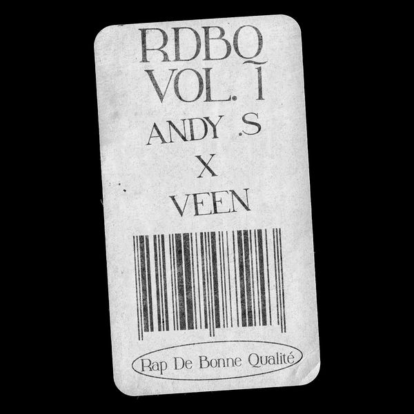 Cover ANDY S - RDBQ VOL. 1 (Explicit) album