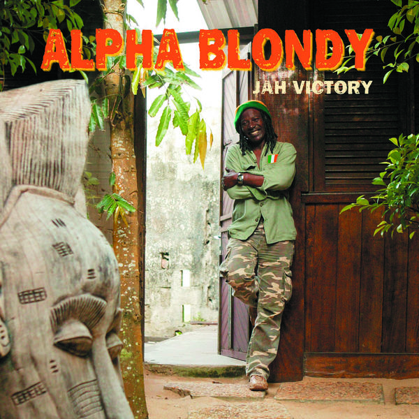 Cover Alpha Blondy - Jah Victory