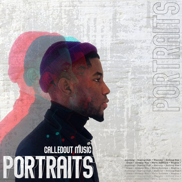 Cover CalledOut Music - Portraits