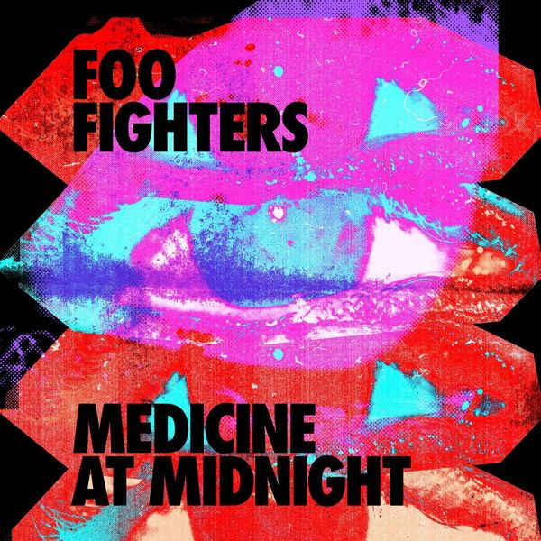 Cover Foo Fighters - Medicine At Midnight album