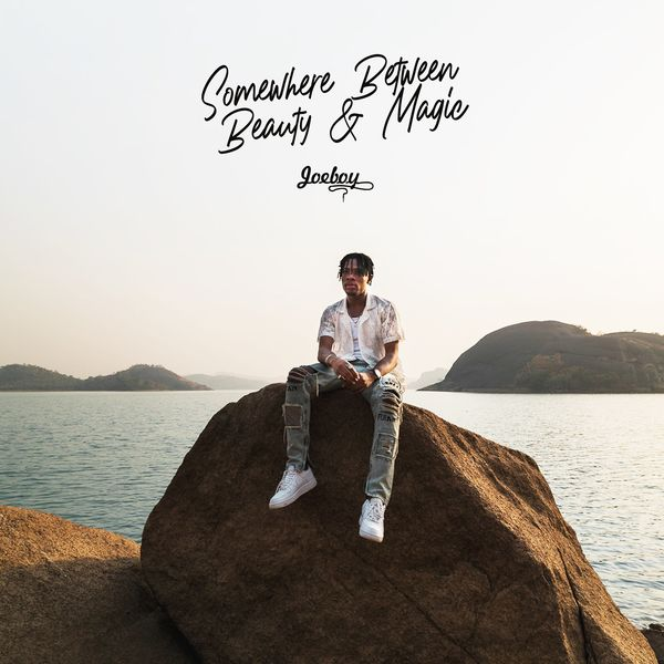 Cover album Somewhere Between Beauty and Magic (Explicit)