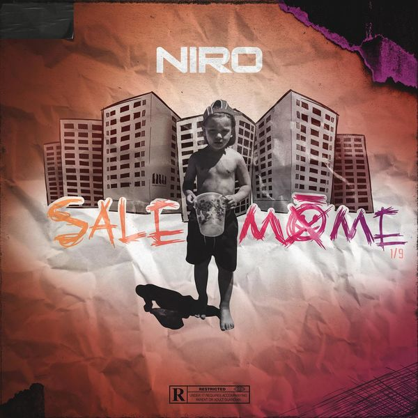 Cover Niro - Sale môme (Explicit)