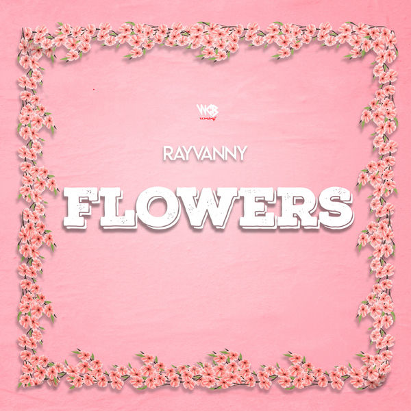 Cover Rayvanny - Flowers
