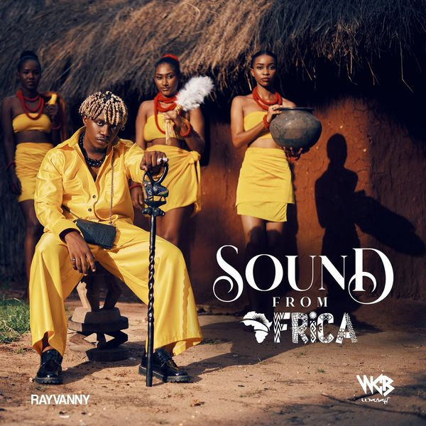 Cover Rayvanny - Sound from Africa album