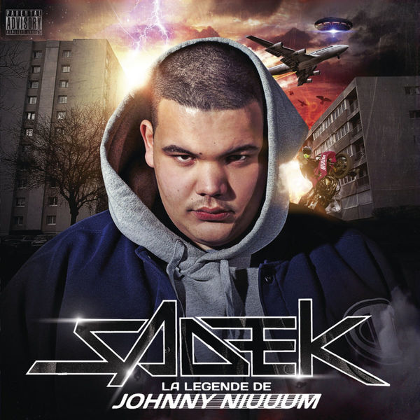Cover Sadek - La légende de Johnny Niuuum (Explicit)
