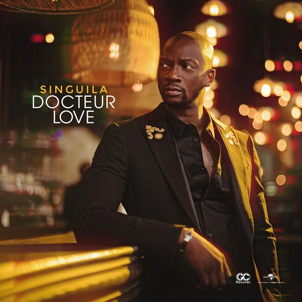 Cover Singuila - Docteur Love album