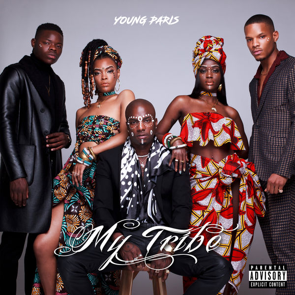 Cover Young Paris - My Tribe (Explicit)