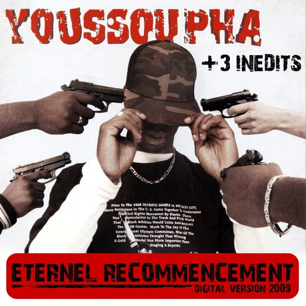 Cover Youssoupha - Eternel recommencement (Bonus Track Version) album