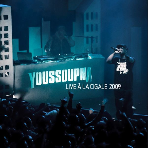 Cover Youssoupha - Live à la Cigale de Paris 2009 album