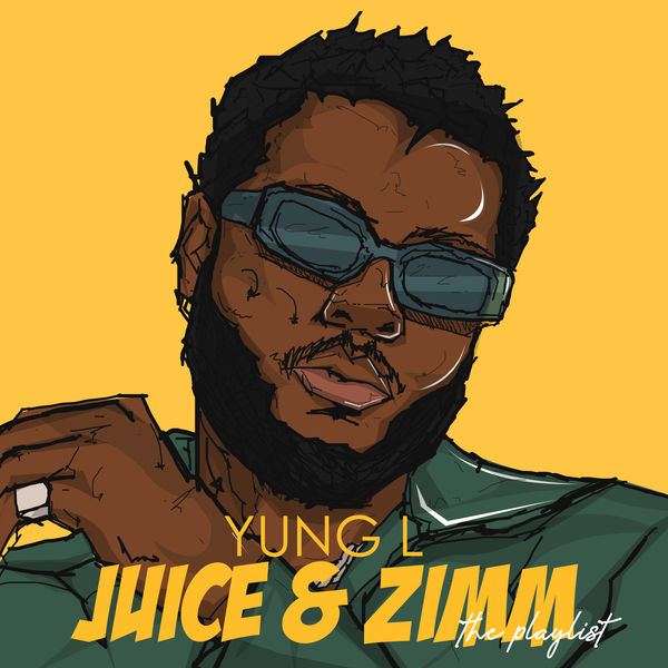 Cover Yung L - Juice and Zimm