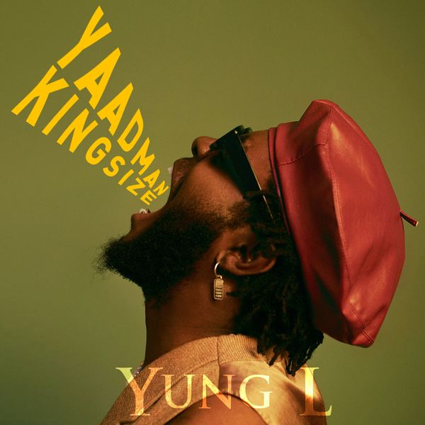 Cover Yung L - Yaadman Kingsize (Explicit)