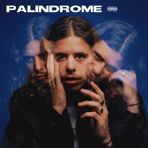 Cover joysad - Palindrome (Explicit) album