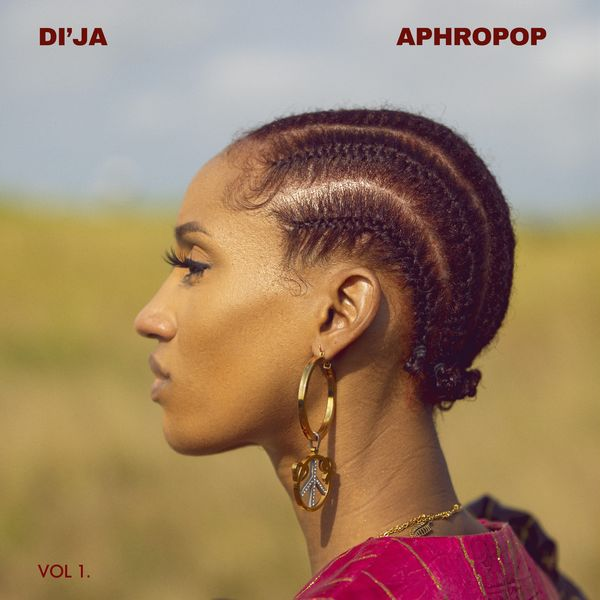 Cover Di'Ja - Aphropop Vol.1