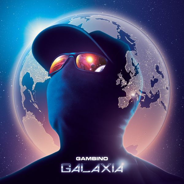 Cover Gambino - Galaxia (Explicit) album
