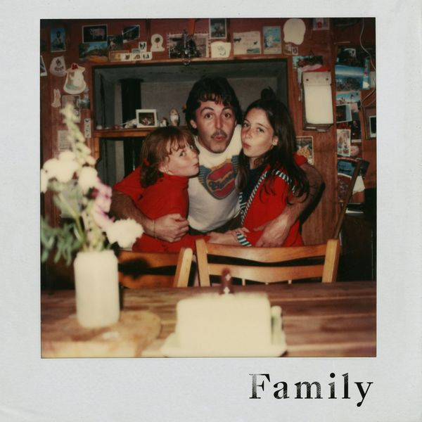 Cover Paul McCartney - Family