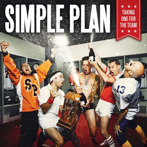 Cover Simple Plan - Taking One for the Team