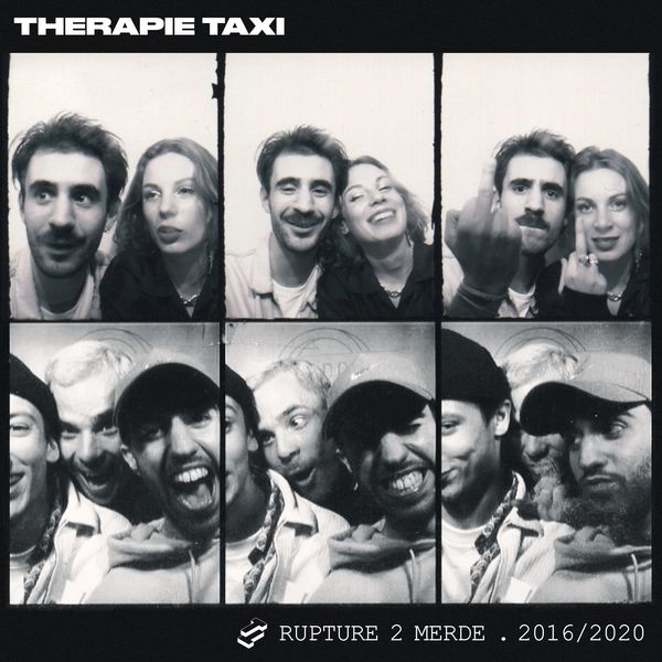 Cover Therapie TAXI - Rupture 2 merde album
