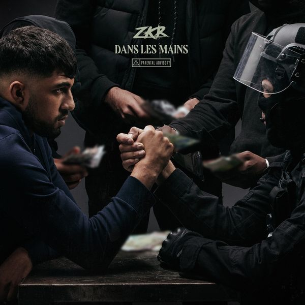 Cover Zkr - Dans les mains (Explicit) album