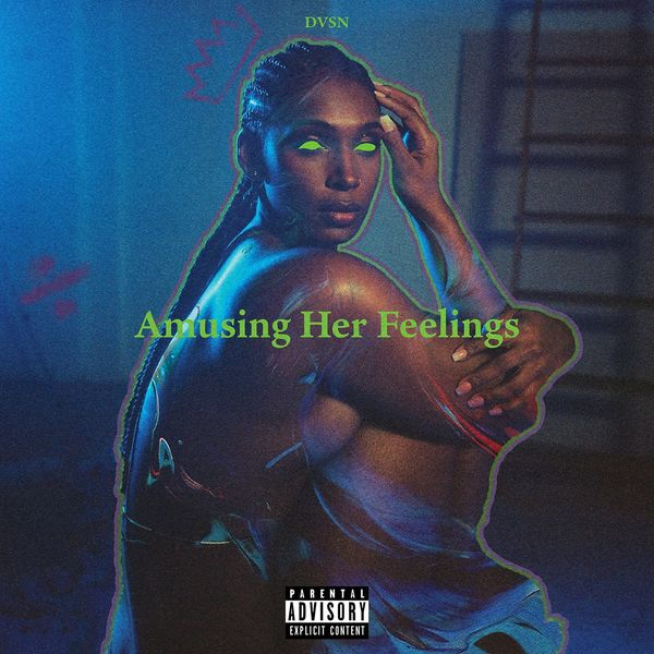 Cover dvsn - Amusing Her Feelings (Explicit) album
