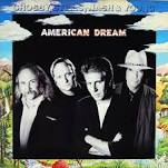 Cover Crosby x Stills x Nash x Young - American dream