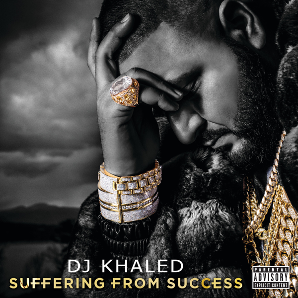 Cover DJ Khaled - Suffering From Success (Deluxe Version) album