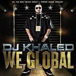 Cover DJ Khaled - We Global album