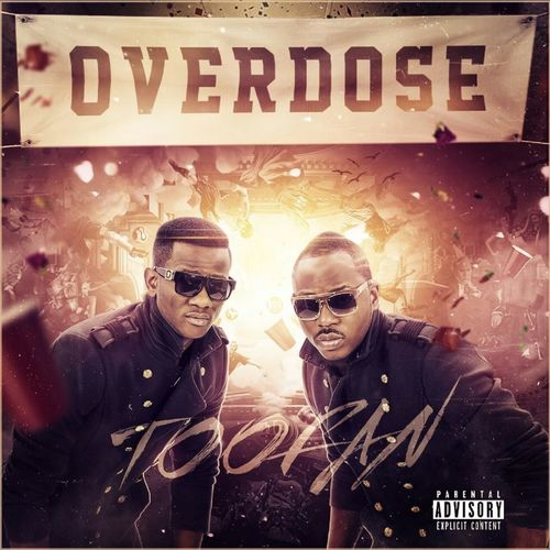 Cover Toofan - overdose