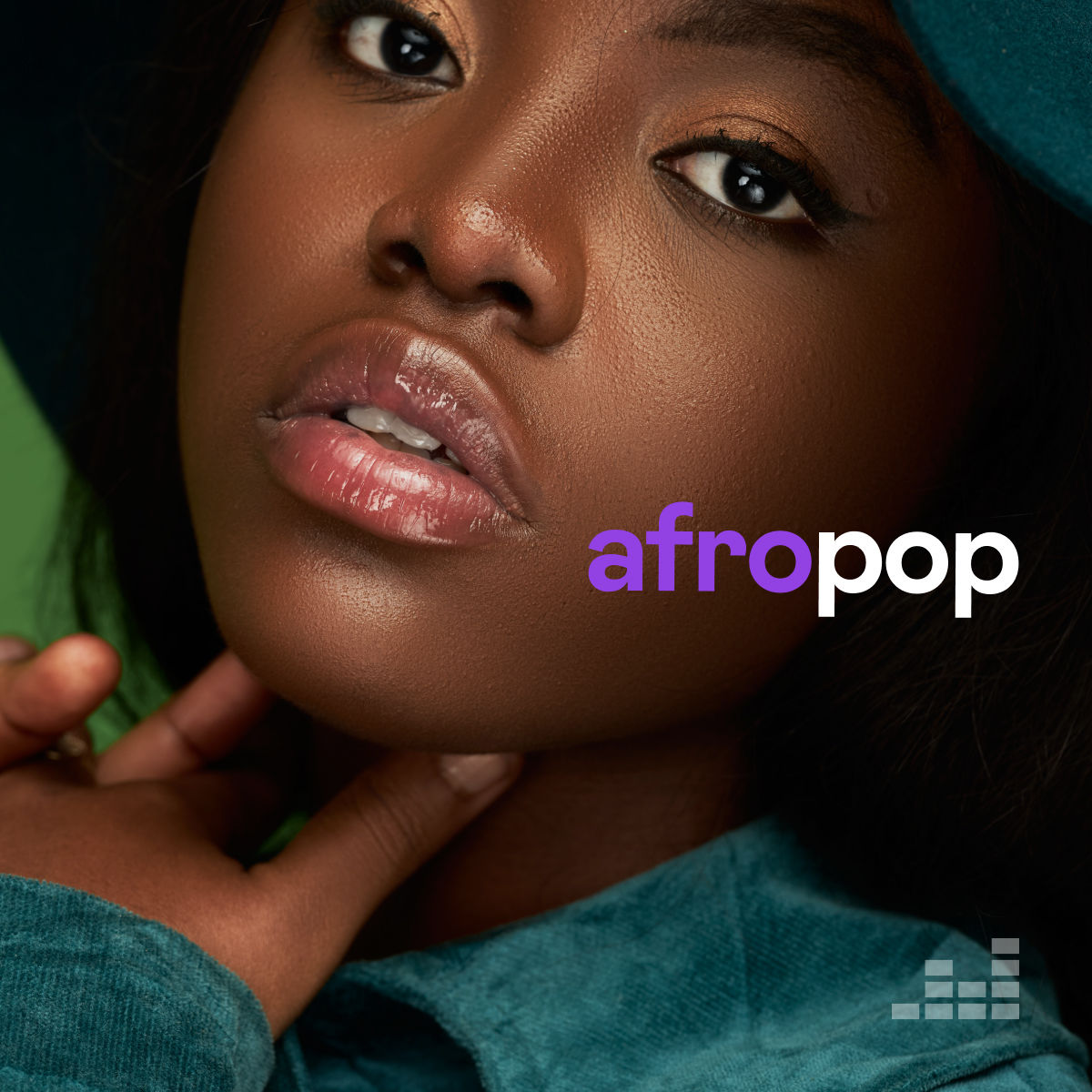 Cover Playlist Africa - AfroPop