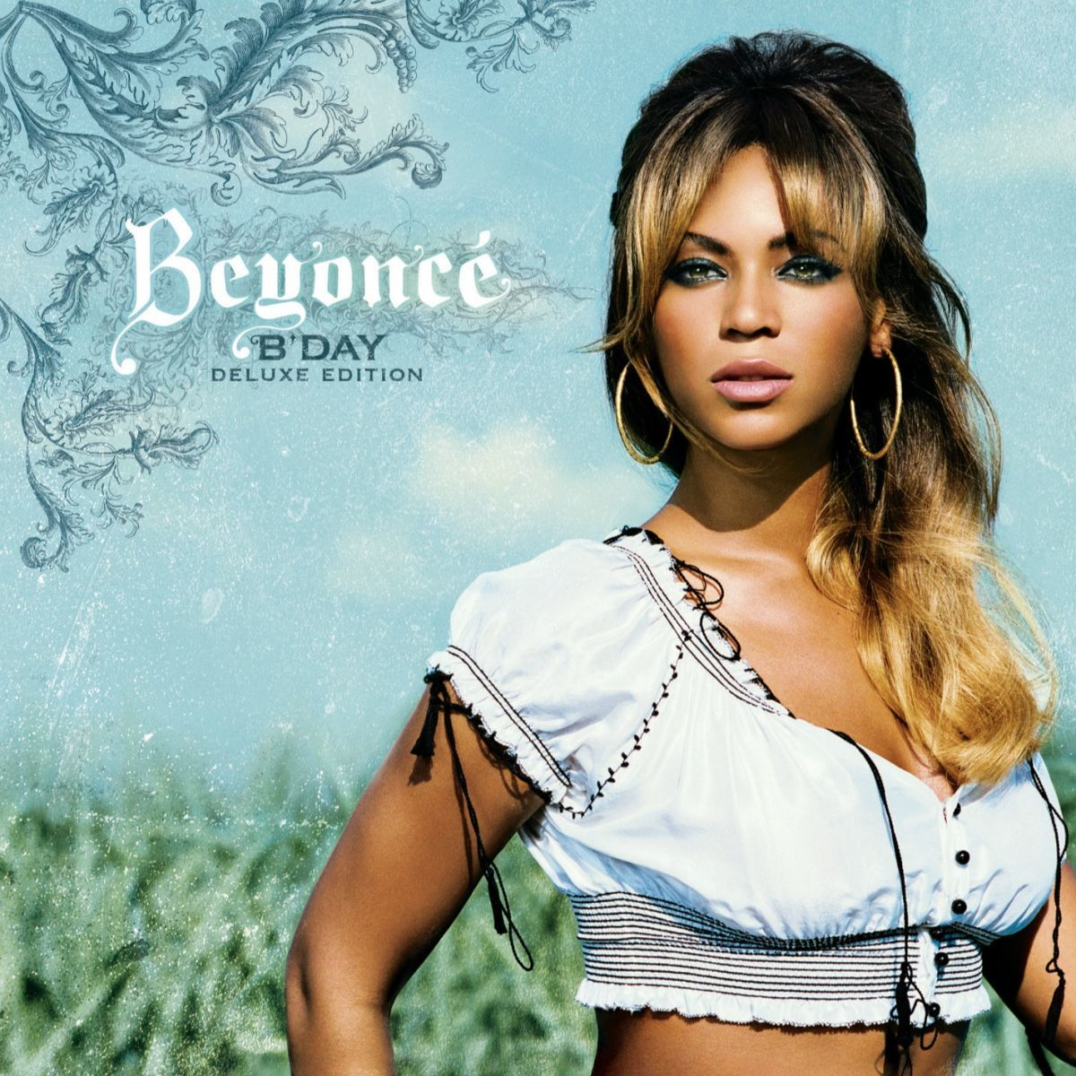 Cover Beyoncé - B'Day Deluxe Edition
