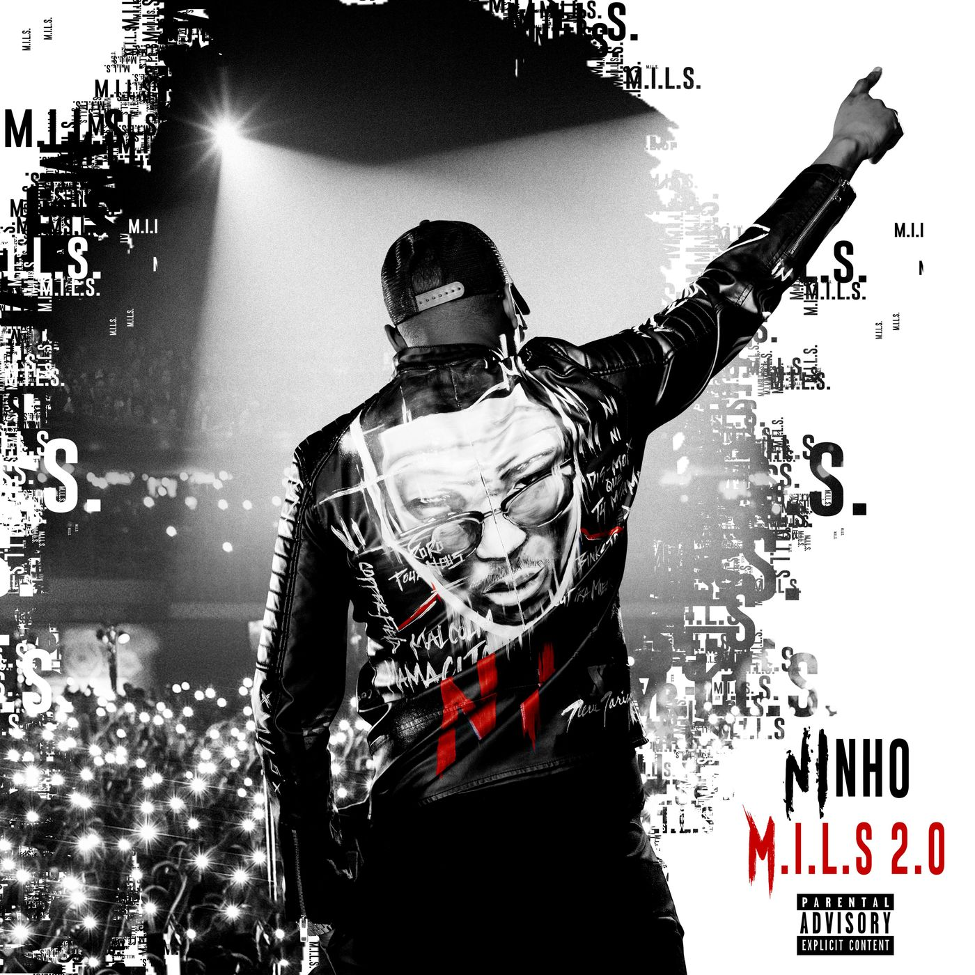 Cover Ninho - M.I.L.S 2.0 (Explicit)