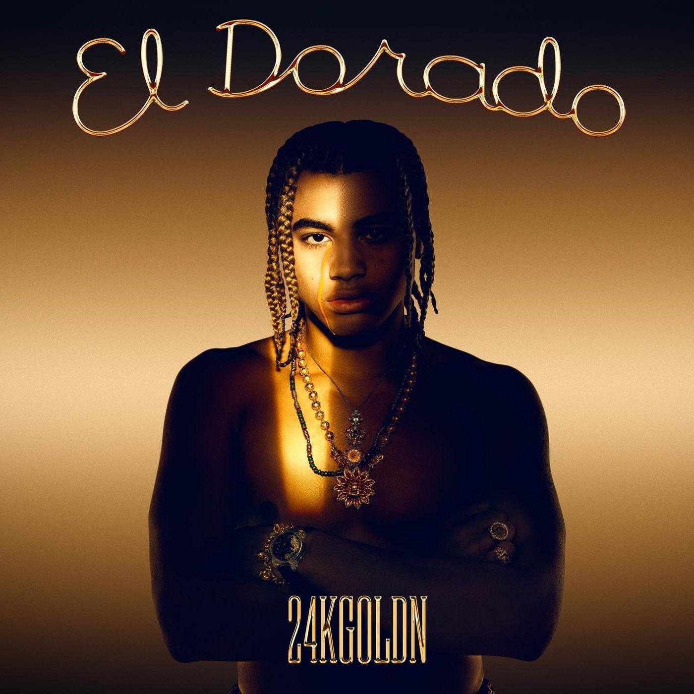 Cover 24kgoldn - El Dorado album