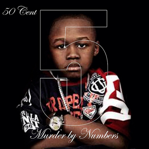 Cover 50 Cent - 5 Murder By Numbers