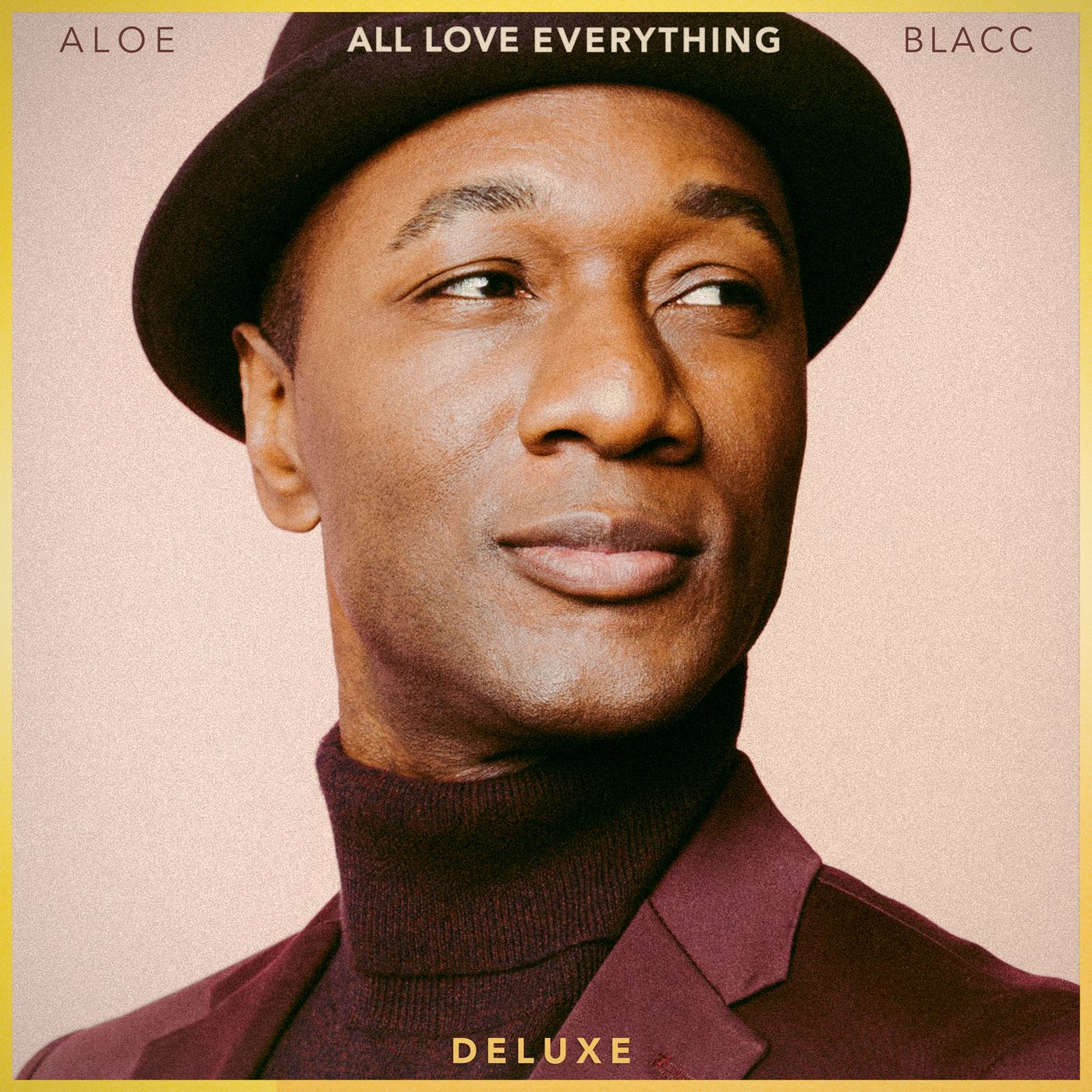 Cover Aloe Blacc - All Love Everything (Deluxe) album