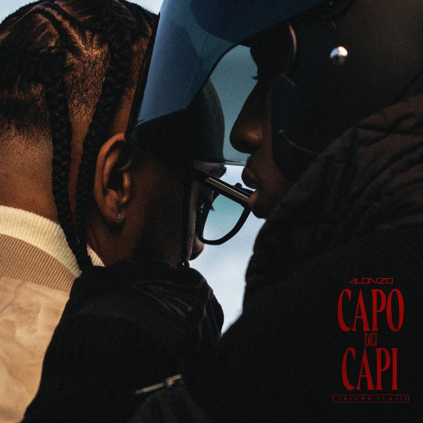 Cover Alonzo - Capo Dei Capi Vol. II et III (Explicit)