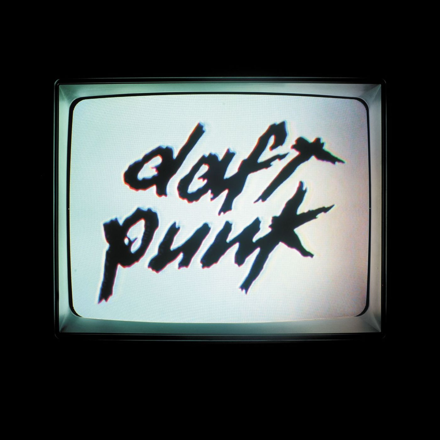 Cover Daft Punk - Human After All