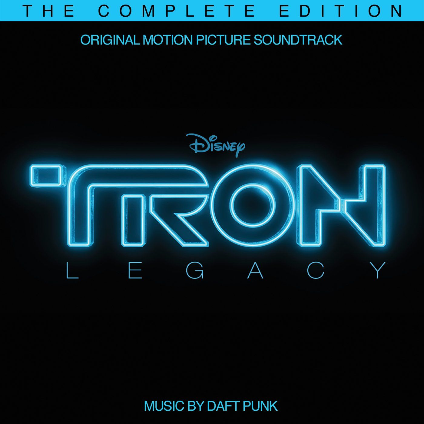 Cover Daft Punk - TRON: Legacy - The Complete Edition (Original Motion Picture Soundtrack)